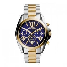 Michael Kors Bradshaw reloj de mujer en acero bicolor