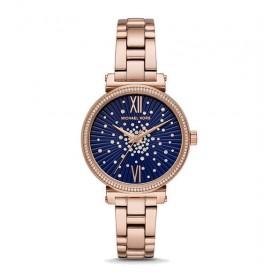 Michael Kors Sofie Mine reloj de mujer en acero