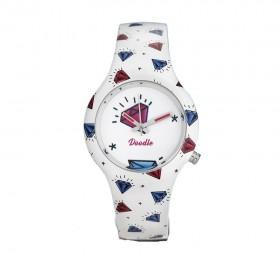 Doodle Diamond reloj de mujer