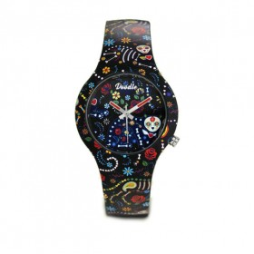 Doodle Iconic Santa Muerte reloj de mujer