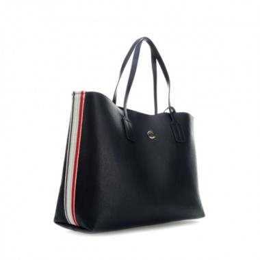 Tommy Hilfiger Cool Tote bolso azul marino