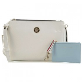 Tommy Hilfiger Charming Crossover bolso blanco