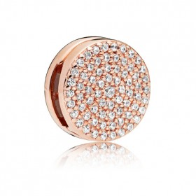 "Pandora Rose charm Reflexions ""Elegancia Deslumbrante"""