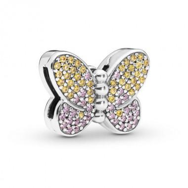 "Pandora Reflexions charm ""Mariposa Deslumbrante"""
