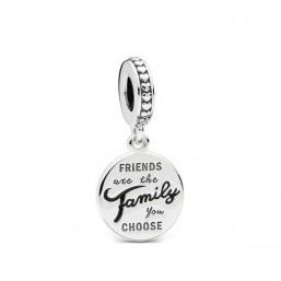 Pandora charm colgante en plata