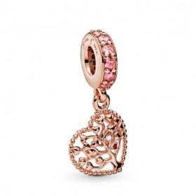"Pandora Rose ""Árbol del Amor"" charm colgante"