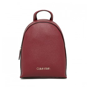 Calvin Klein Must mochila Tibetan Red