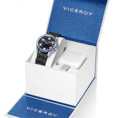 Viceroy Next pack regalo reloj con altavoz inalámbrico