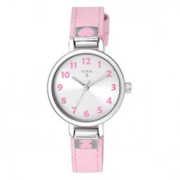 Tous Dream reloj de niña en piel rosa