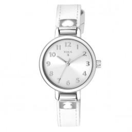 Tous Dream reloj de niña en piel blanca