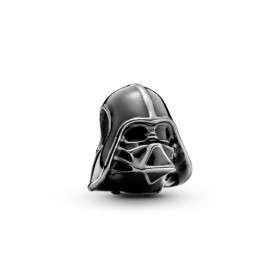 Pandora Charm Darth Vader en plata