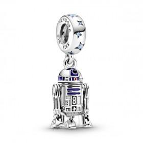 Pandora Charm colganta R2-D2 en plata