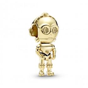 Pandora Shine Charm C-3PO