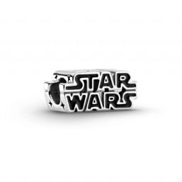 Pandora charm Logo Star Wars en plata