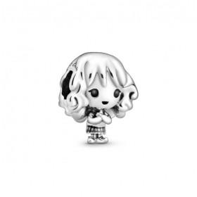 Pandora charm Hermione en plata