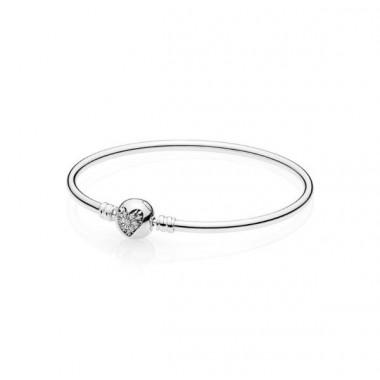 Pandora pulsera Corazón de Invierno