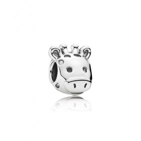 Pandora abalorio jirafa