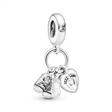 Pandora charm colgante Mi Bebé