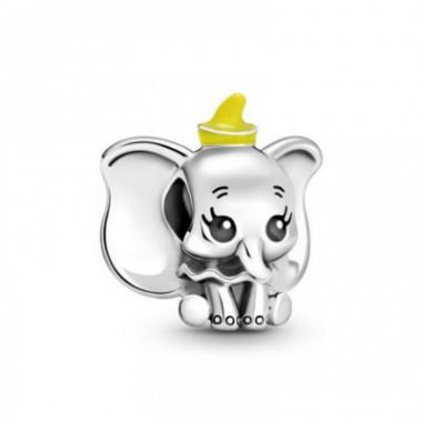 "Pandora Disney charm ""Dumbo"" en plata"