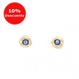 """Uno de 50 pendiente de botón """"Ciambella Blu"""""""