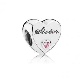 Pandora charm Amor de hermana